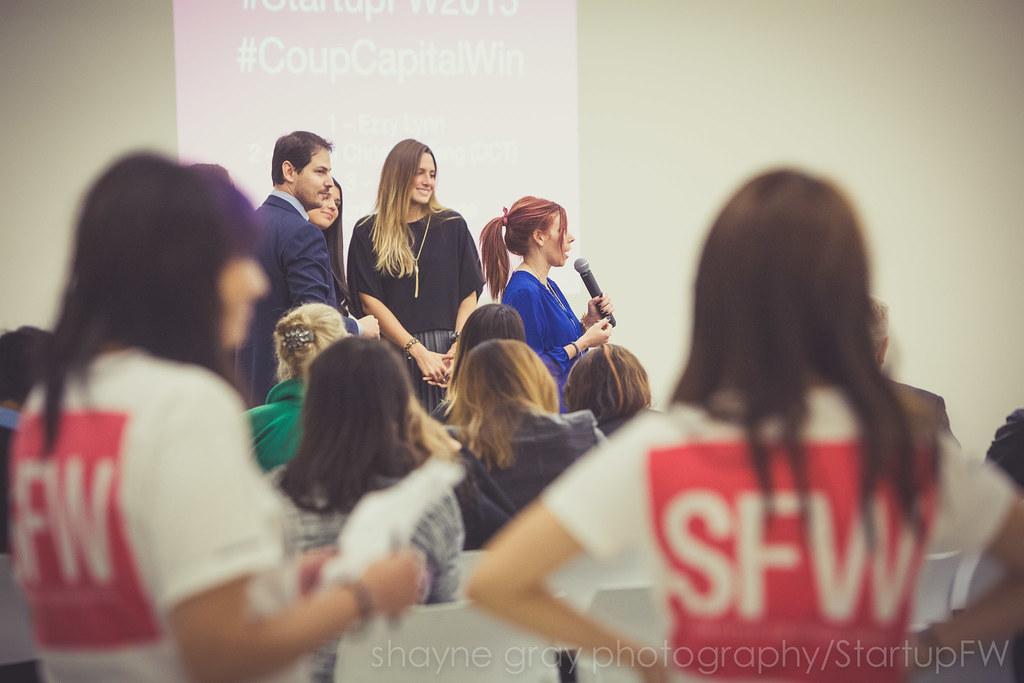 Startup Fashion Week Tech Forum