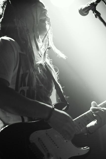 SPUTNIK KOMBINAT live at Club Mission's, Tokyo, 22 Oct 2015. 222