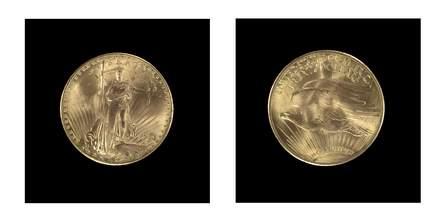 Langbord 1933 $20 gold