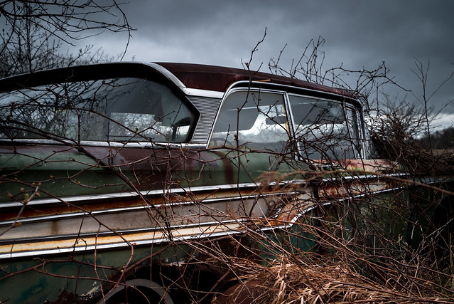 Rusted and Consumed