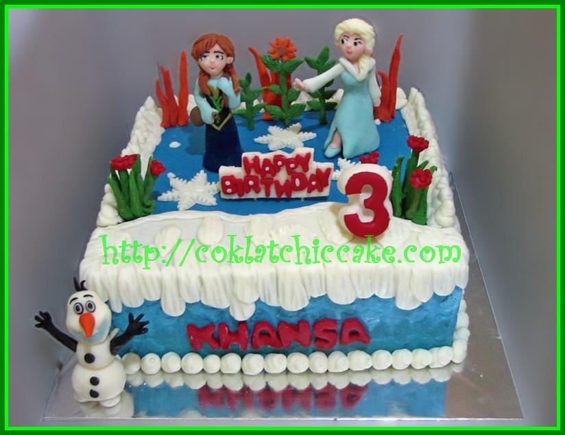 Cake Disney frozen