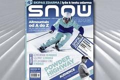 SNOW 91 + 4x skipas zdarma + 3x sleva