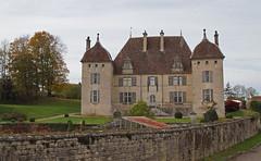 Château de Filain, Haute Saône