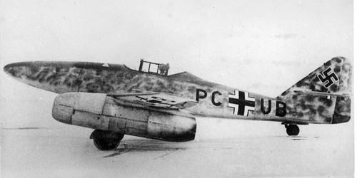 Messerschmitt Me 262V-2  Nowarra collection