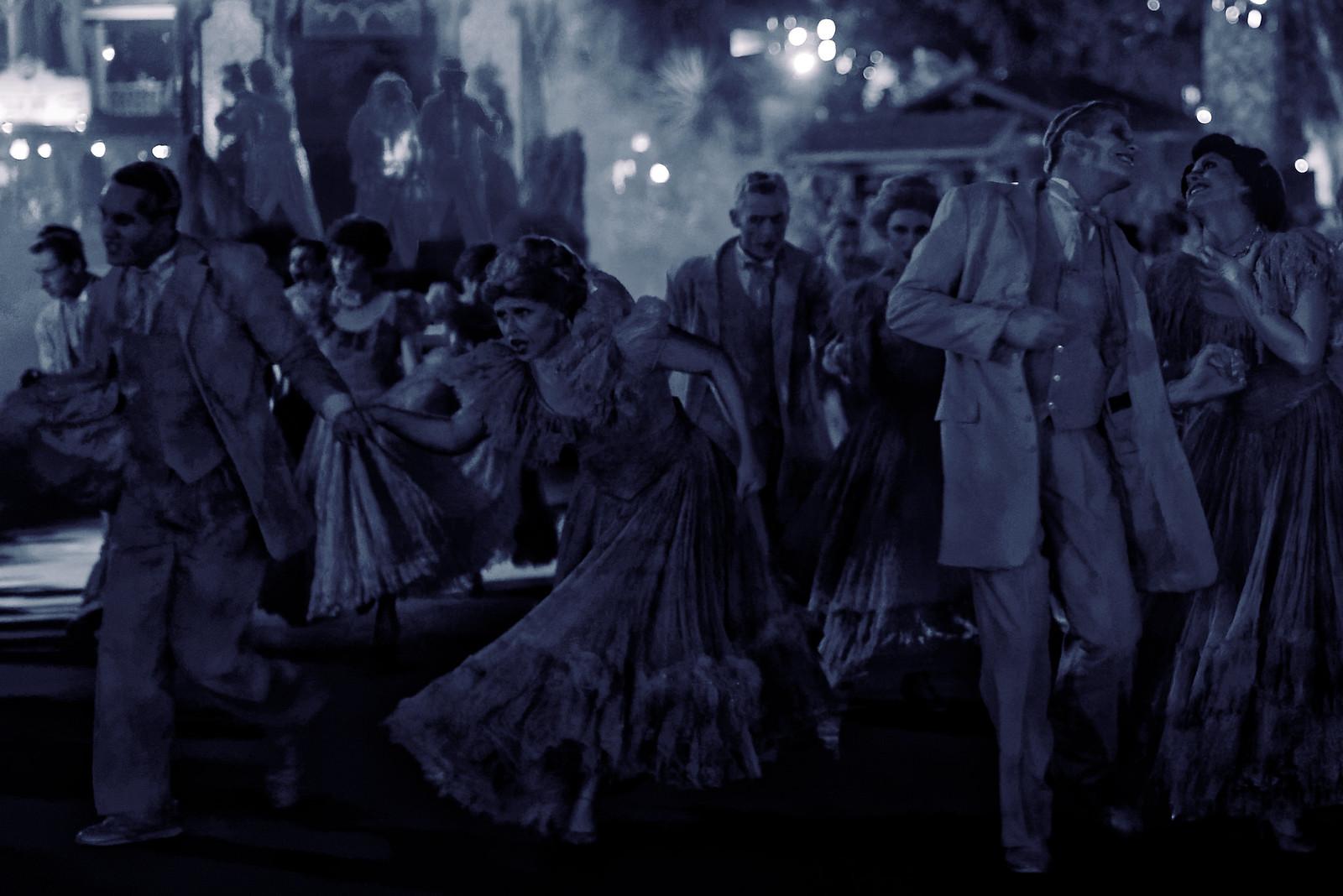 Boo To You Parade- Ballroom Dancers