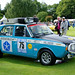 Hillman Rally Car by digithill