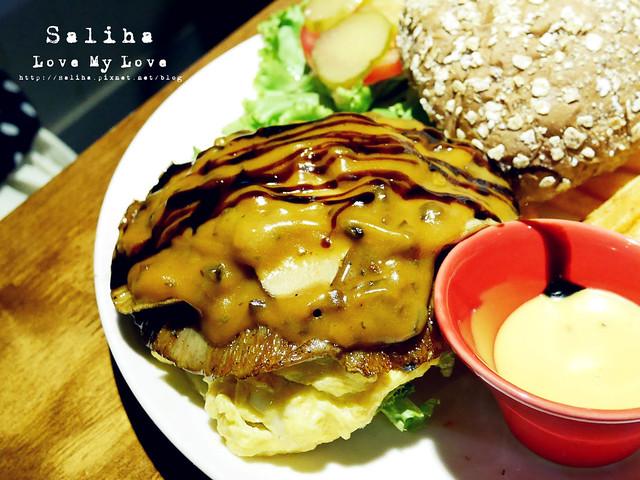 景美夜市發福廚房美式漢堡 (4)
