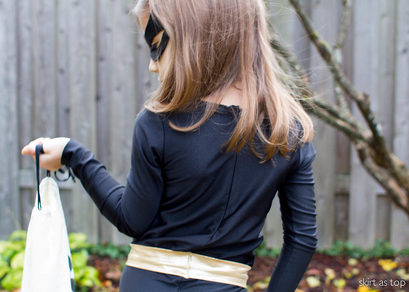 kid catwoman costume