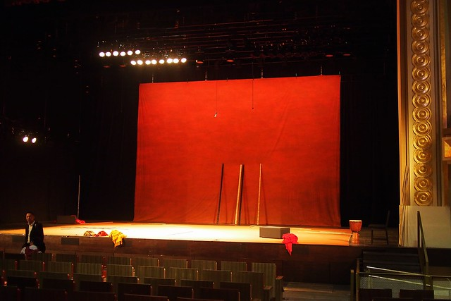 "Peter Brook's ""Battlefield"", Capitol Theatre, Singapore"