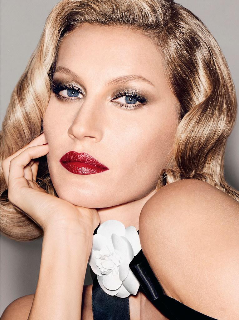Жизель Бюндхен — Фотосессия для «Vogue» BR 2015 – 2