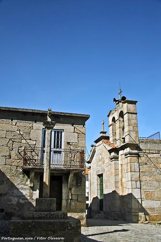 Pelourinho de Santo Adrião - Portugal