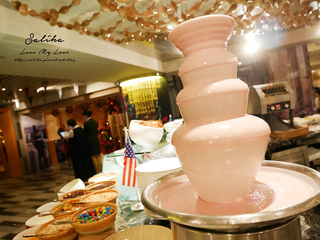 台北飯店自助餐buffet吃到飽甜點海鮮) (2)
