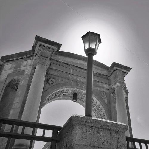 Cass Gilbert Arch