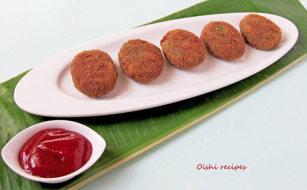Mutton Cutlet -  4