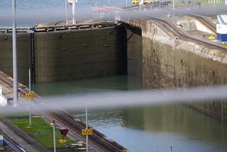 Panama Canal (Panama) - November 2015