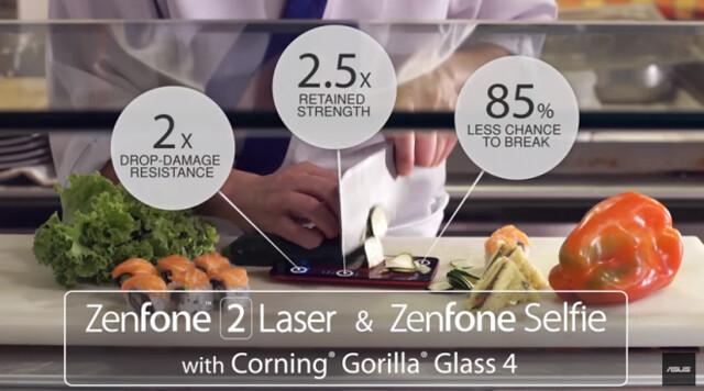 Video vui về hai chiếc Asus Zenfone 2 Laser và Zenfone Selfie - 104168