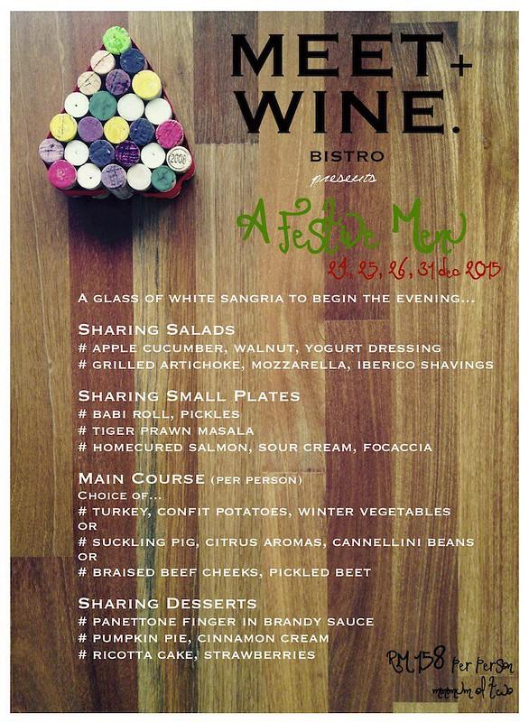 Meet + Wine
