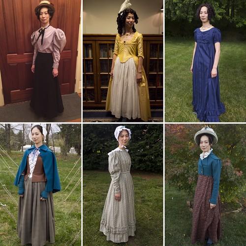 2015 Costumes