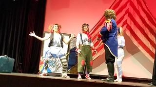 Grupo Teatral Lorca. La Caja no se toca. A beneficio de ACYCOL
