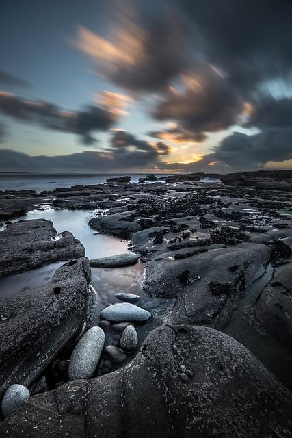 Cloghaundine - Liscannor, Ireland - Seascape photography