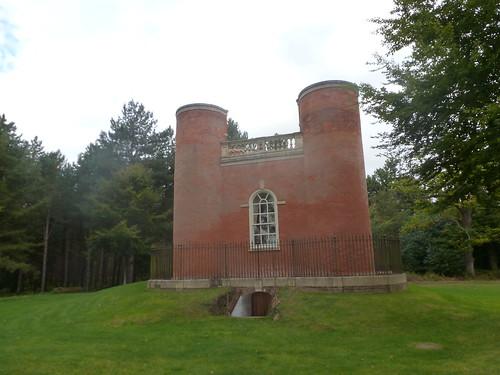 Landmark Trust's Queen Anne Summerhouse Warden Warren