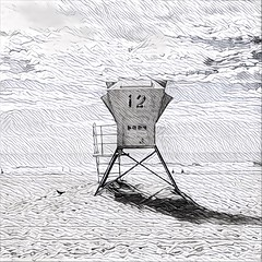 Lifeguard station 12