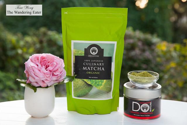 Do Matcha - Organic Culinary Matcha and Organic Ceremonial Matcha