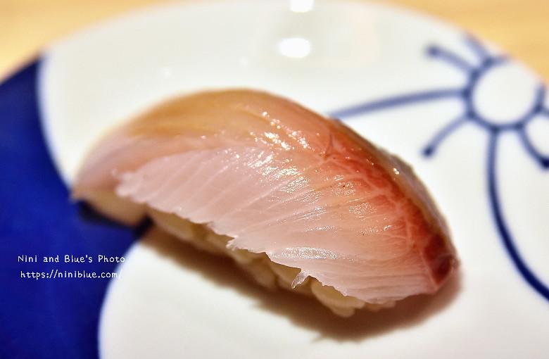 台中江戶前握壽司一貫入魂精誠日式料理20