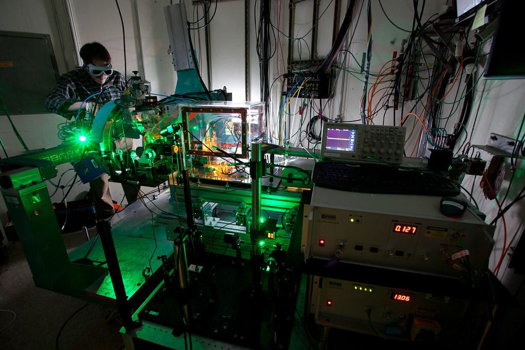 SSRL Experimental Station 10 2