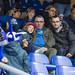La afición en el Dépor vs Sevilla