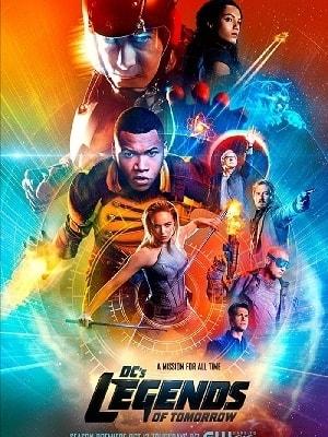 Huyền Thoại Của Ngày Mai Phần 2 - Legend Of Tomorrow (Season 2)