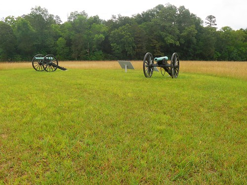 Confederate Battery Chickamauga