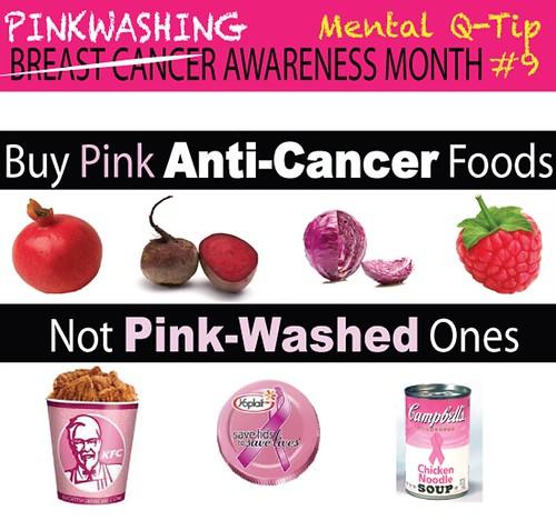 Pink Anti-Cancer Food
