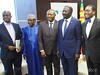 Visit of Chair of AfricaRice Council of Ministers H.E. Dr Papa Abdoulaye Seck to  AfricaRice HQ