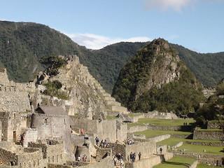 Изображение на Machu Picchu.