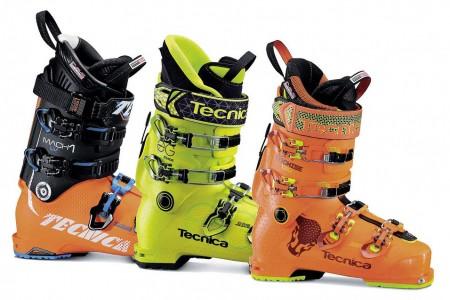 Lyžařské boty Tecnica 2016/17