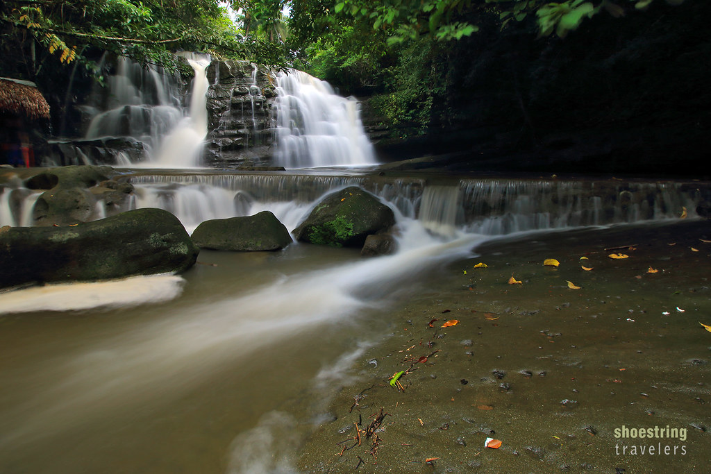 Dahoyhoy Falls in Mauban, Quezon