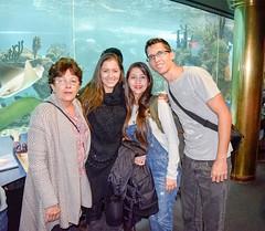 Pic 9 At #newyorkaquarium #newyork #nyc #vacation #love #family #happiness #nanagouvea #beauty