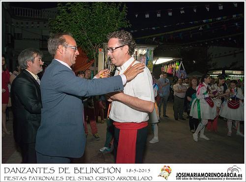La Danza de Belinchón por El Cristillo 2015