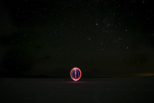 Sphere of Lights
