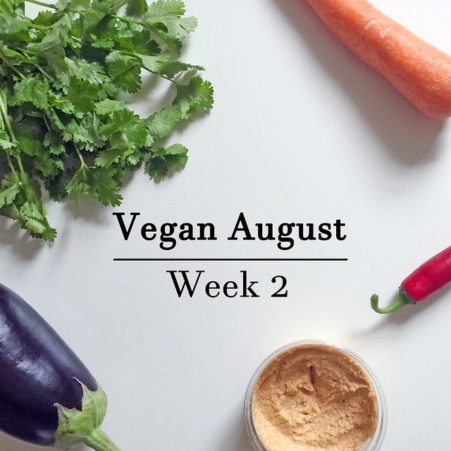 vegan august week 2