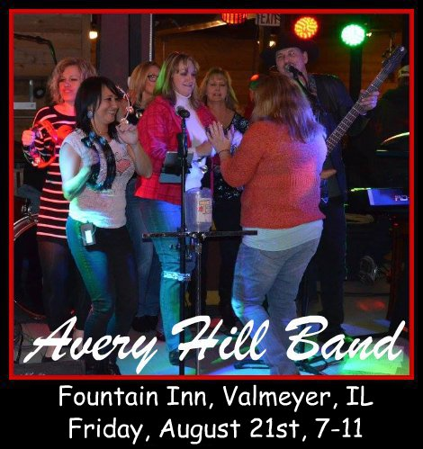 Avery Hill Band 8-21-15