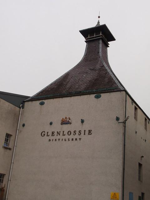 Glenlossie distillery