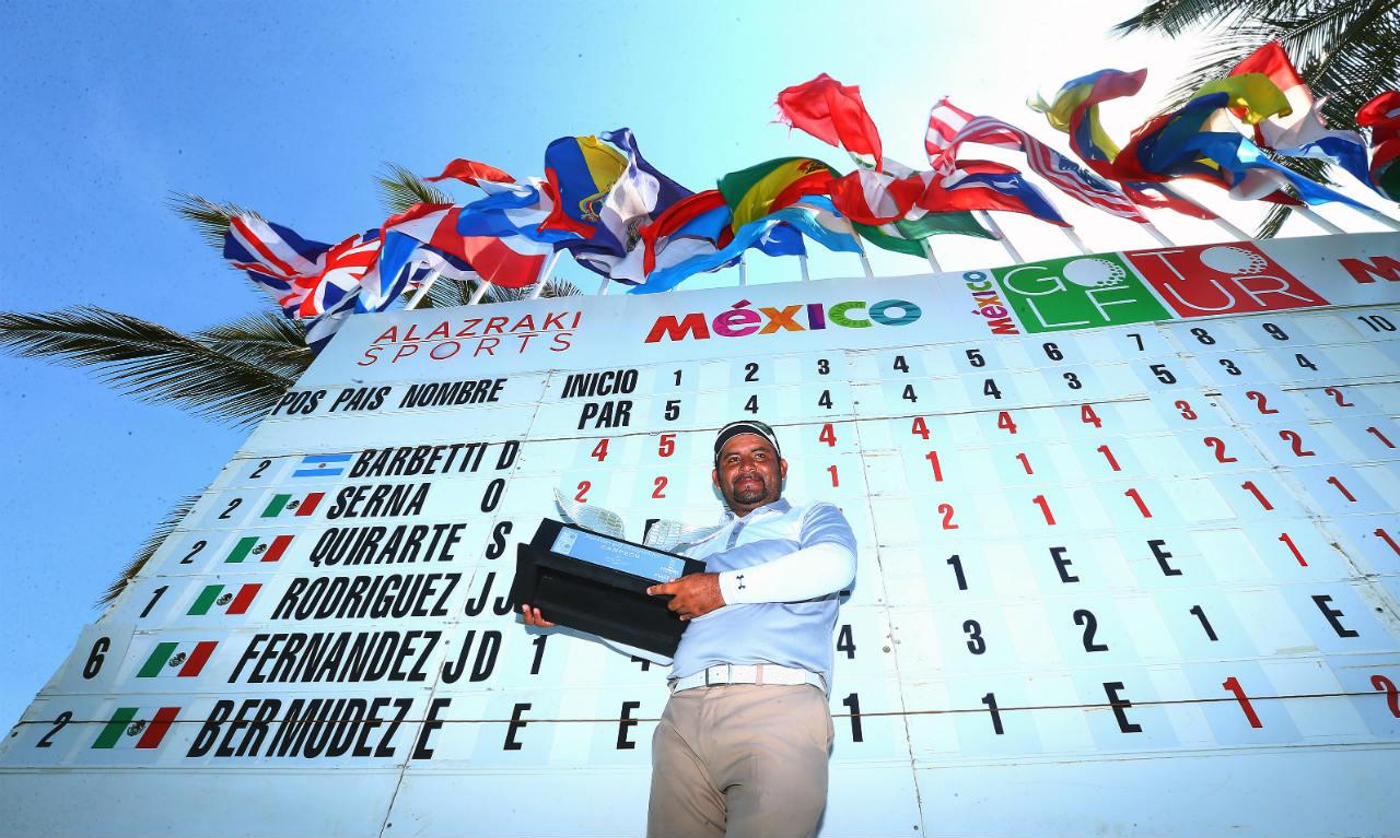 Día 3 Mazatlán Golf Championship