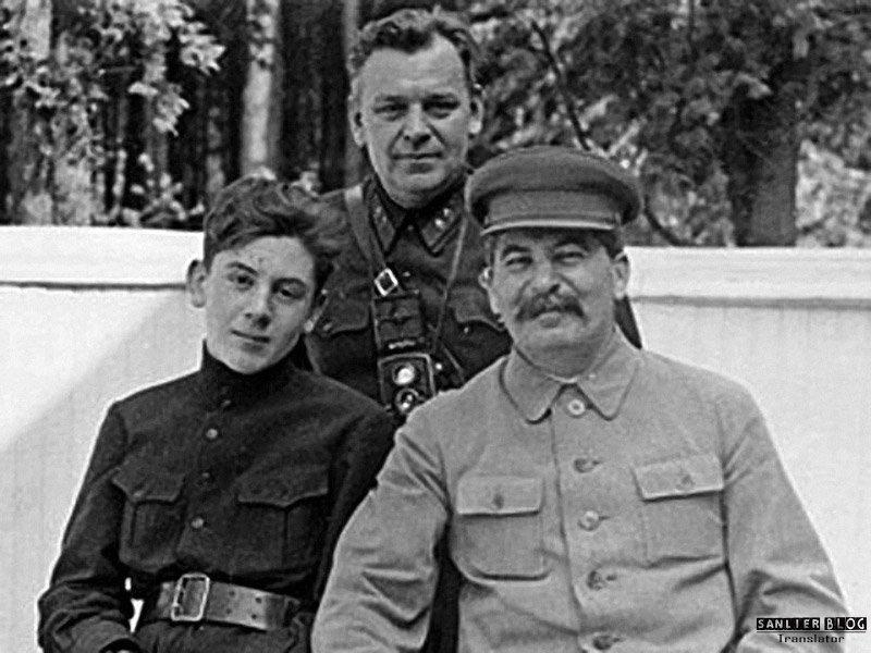 苏联名人家庭150