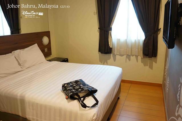 Tune Hotel Danga Bay, Johor Bahru 02