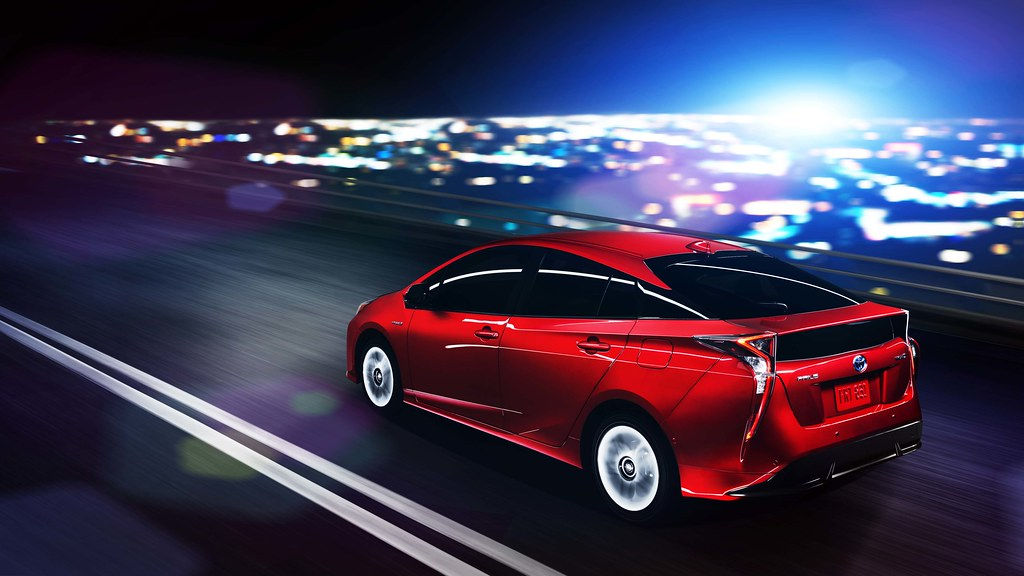 2016 Toyota Prius World Premiere: Beyond Possible in Las Vegas