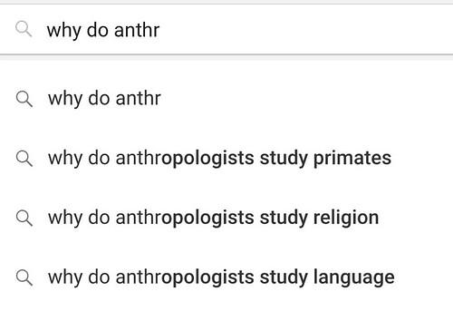 why do anthr
