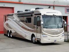Jumbocruiser American Coach American Revolution Motorhome JU10 BUS