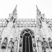 Milan cathedral by lorenzoviolone